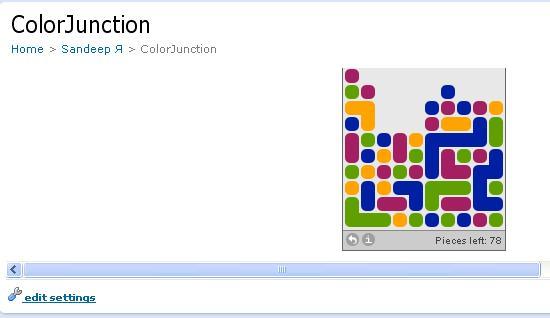 color junction