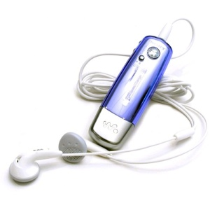 Sony NW-E003F walkman music player