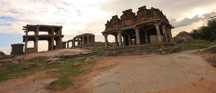 Ruins of Vijayanagara empireRuins of Vijayanagara empire